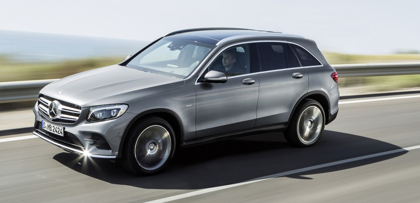 Mercedes-Benz GLC unveiled – the SUV sweet spot? Image #351699