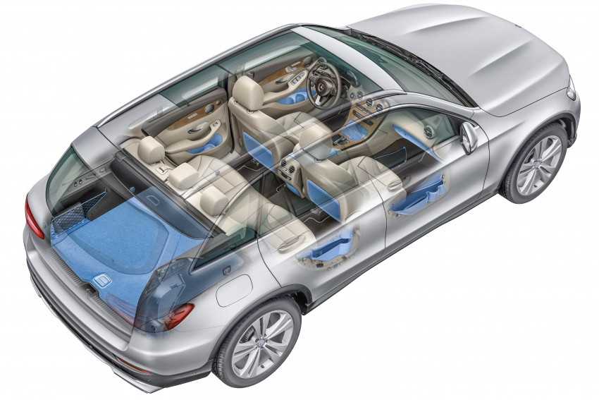 Mercedes-Benz GLC unveiled – the SUV sweet spot? Image #351704