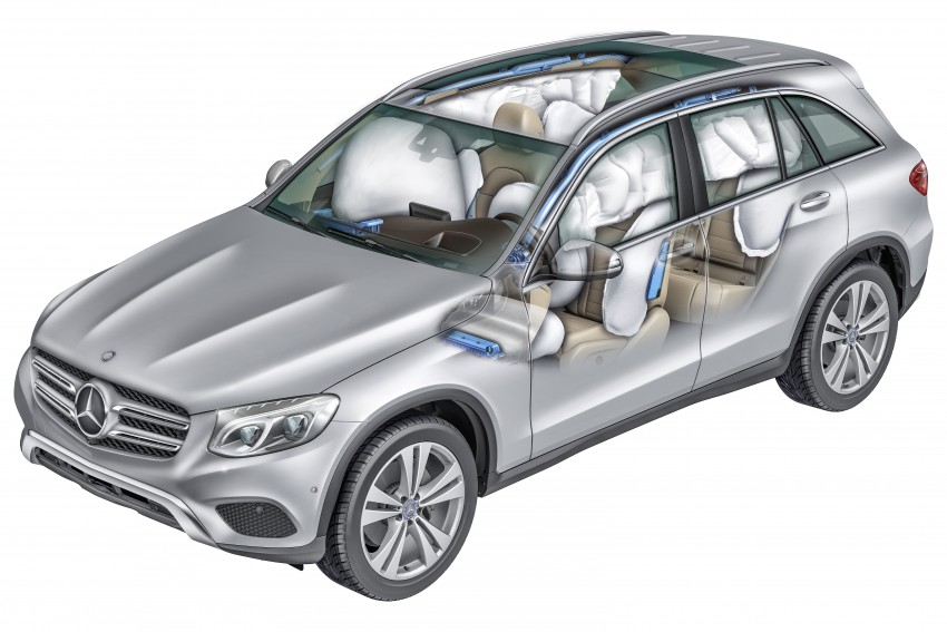 Mercedes-Benz GLC unveiled – the SUV sweet spot? Image #351707