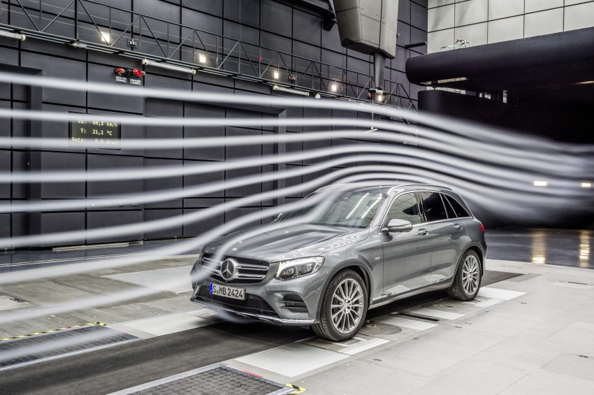 Mercedes-Benz GLC unveiled – the SUV sweet spot? Image #351709