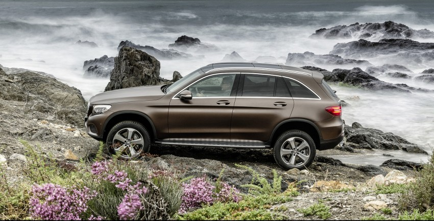 Mercedes-Benz GLC unveiled – the SUV sweet spot? Image #351715