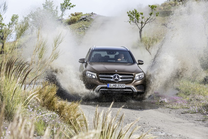 Mercedes-Benz GLC unveiled – the SUV sweet spot? Image #351717