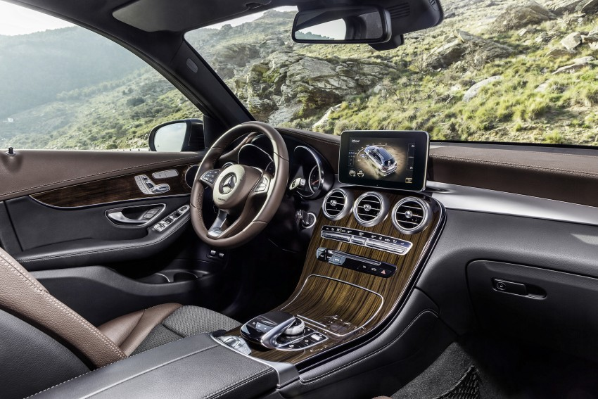 Mercedes-Benz GLC unveiled – the SUV sweet spot? Image #351718