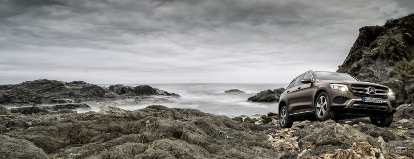 Mercedes-Benz GLC unveiled – the SUV sweet spot? Image #351719