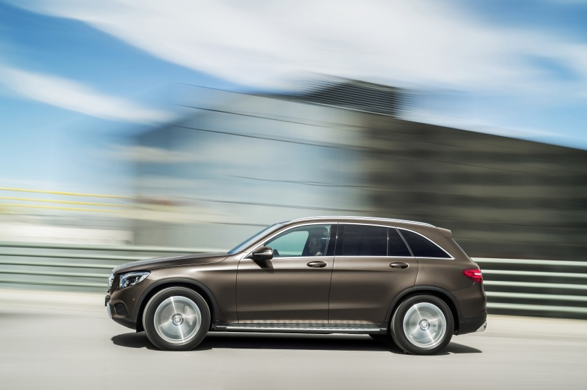 Mercedes-Benz GLC unveiled – the SUV sweet spot? Image #351727