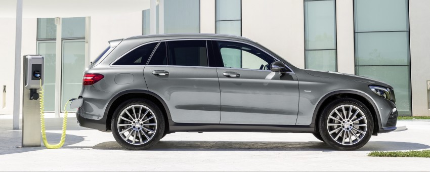 Mercedes-Benz GLC unveiled – the SUV sweet spot? Image #351729