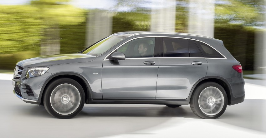 Mercedes-Benz GLC unveiled – the SUV sweet spot? Image #351730