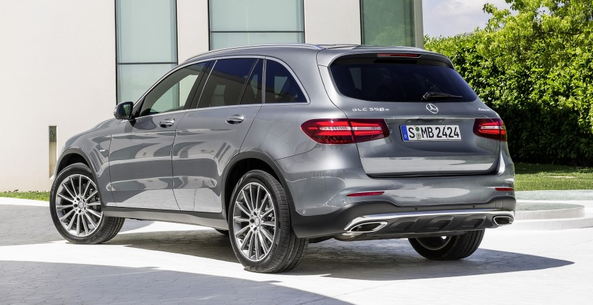 Mercedes-Benz GLC unveiled – the SUV sweet spot? Image #351731