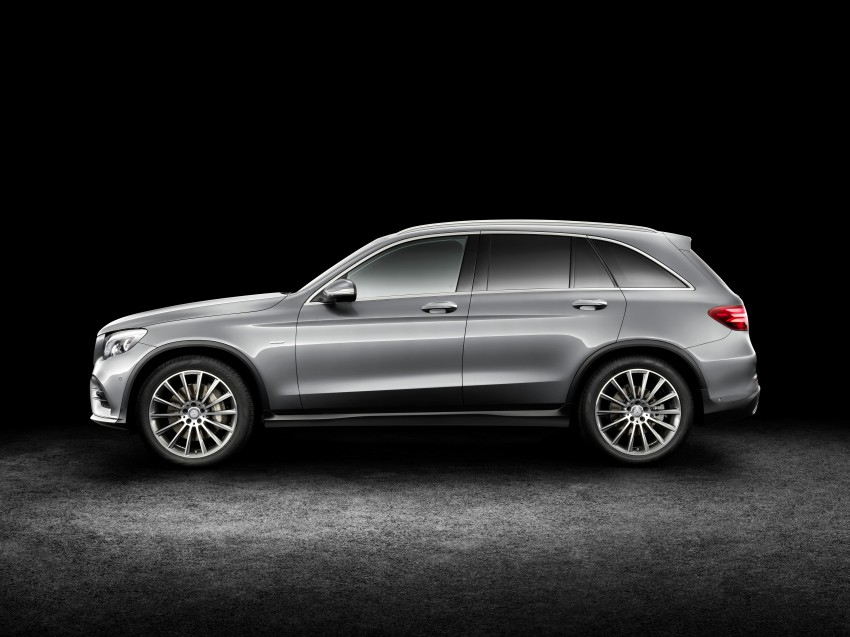 Mercedes-Benz GLC unveiled – the SUV sweet spot? Image #351732