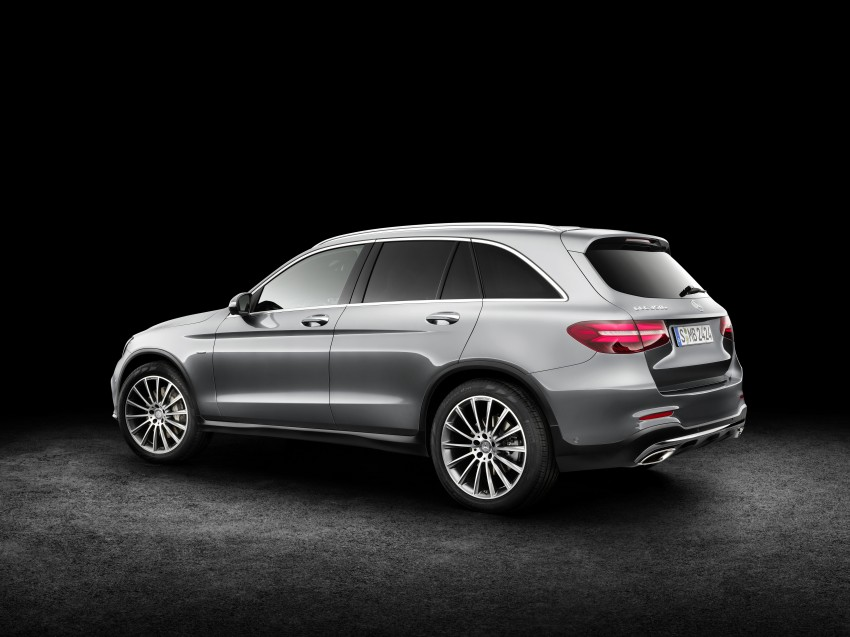 Mercedes-Benz GLC unveiled – the SUV sweet spot? Image #351733