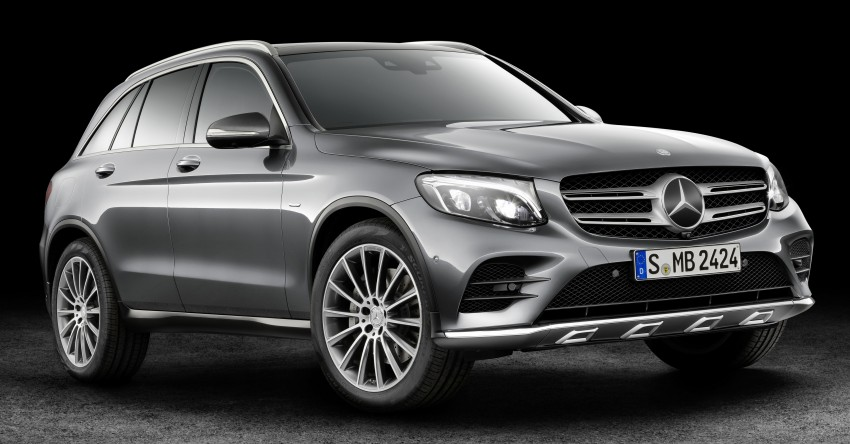 Mercedes-Benz GLC unveiled – the SUV sweet spot? Image #351734