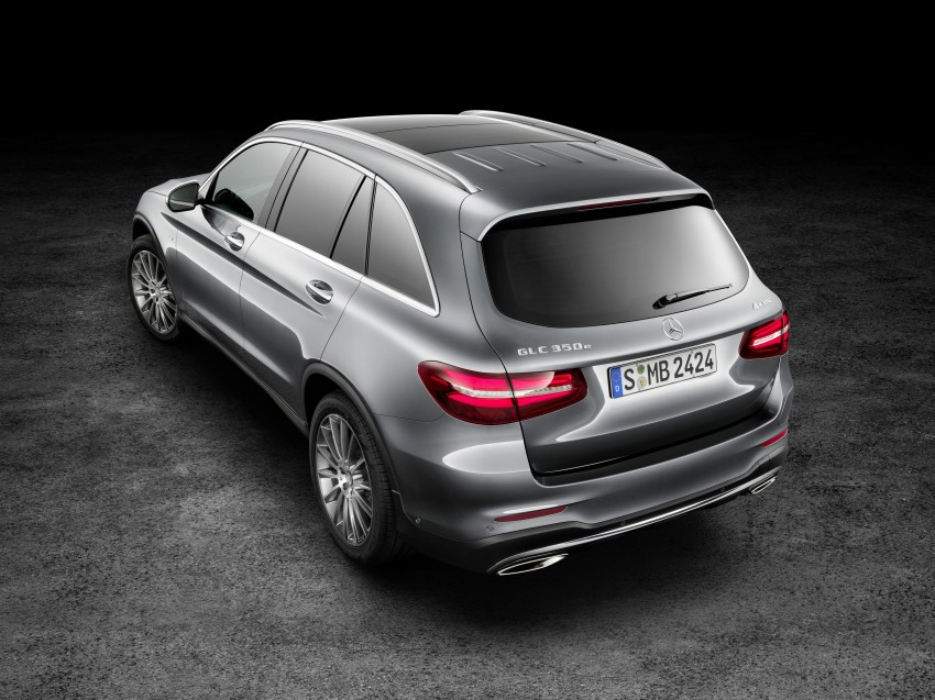 Mercedes-Benz GLC unveiled – the SUV sweet spot? Image #351736