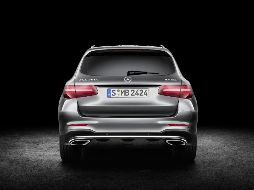 Mercedes-Benz GLC unveiled – the SUV sweet spot? Image #351737