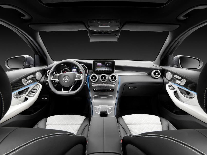 Mercedes-Benz GLC unveiled – the SUV sweet spot? Image #351738