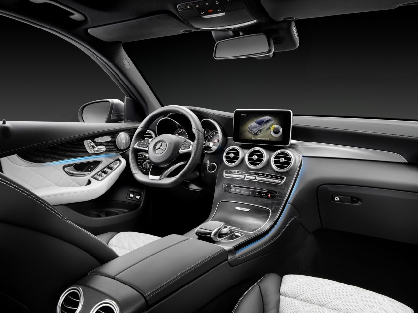 Mercedes-Benz GLC unveiled – the SUV sweet spot? Image #351741