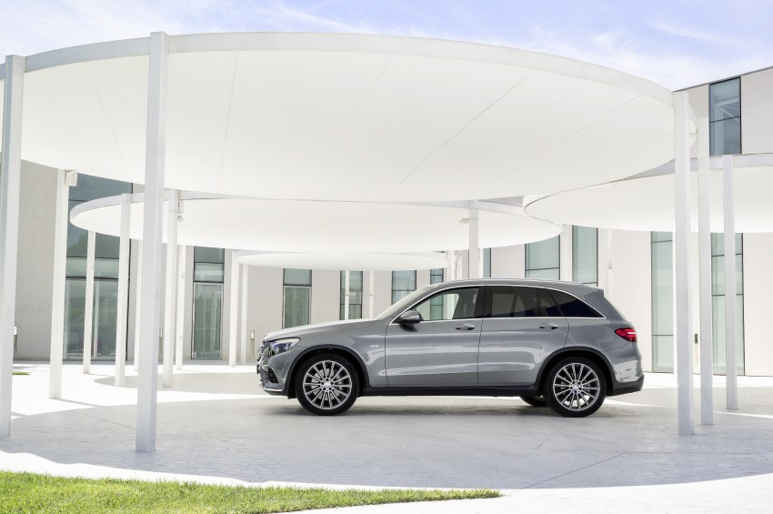 Mercedes-Benz GLC unveiled – the SUV sweet spot? Image #351743