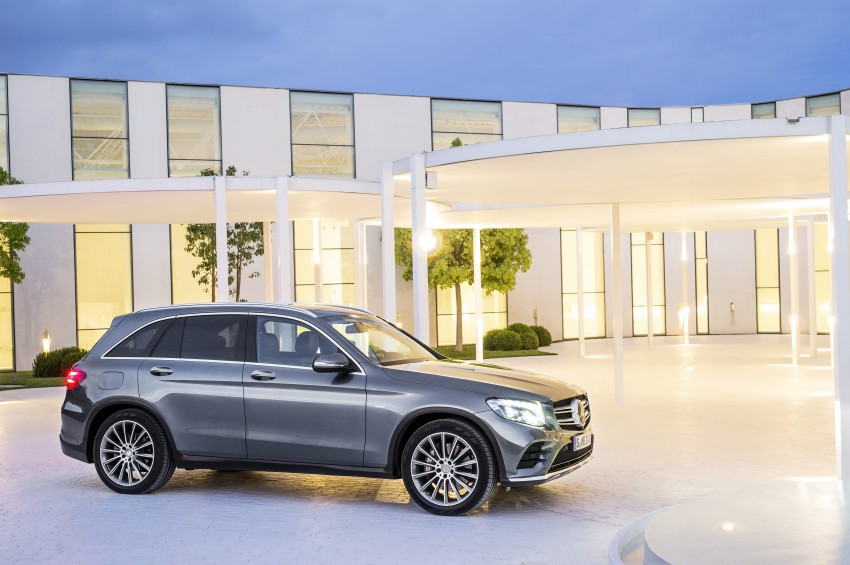 Mercedes-Benz GLC unveiled – the SUV sweet spot? Image #351744