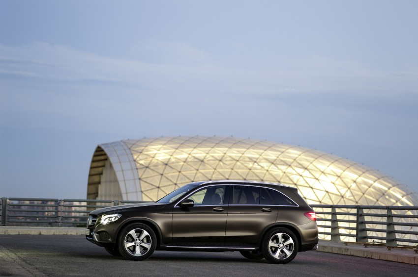 Mercedes-Benz GLC unveiled – the SUV sweet spot? Image #351746
