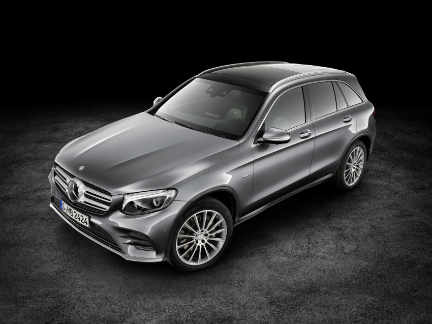 Mercedes-Benz GLC unveiled – the SUV sweet spot? Image #351748