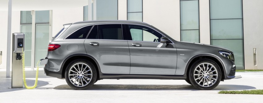 Mercedes-Benz GLC unveiled – the SUV sweet spot? Image #351687