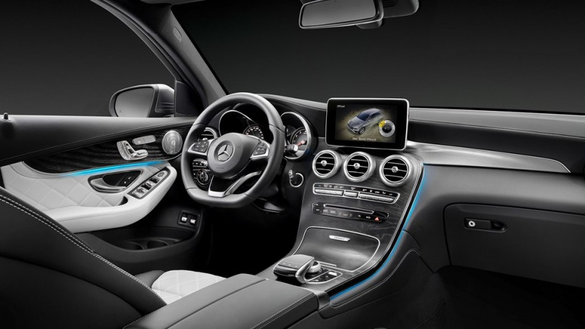 Mercedes-Benz GLC unveiled – the SUV sweet spot? Image #351690