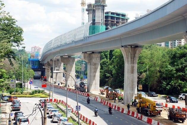Budget 2016: MRT, LRT extension, BRT, HSR updates