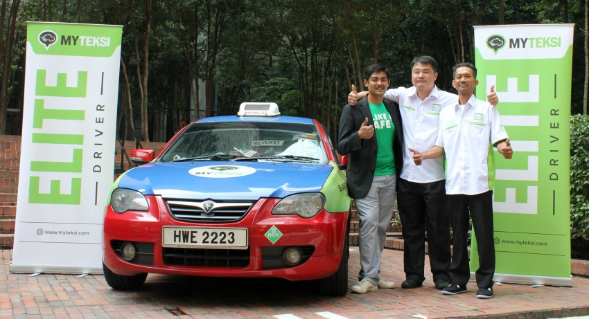 MyTeksi launches Elite Drivers Programme to reward drivers, RM4.5 mil fund established to improve welfare Image #352028