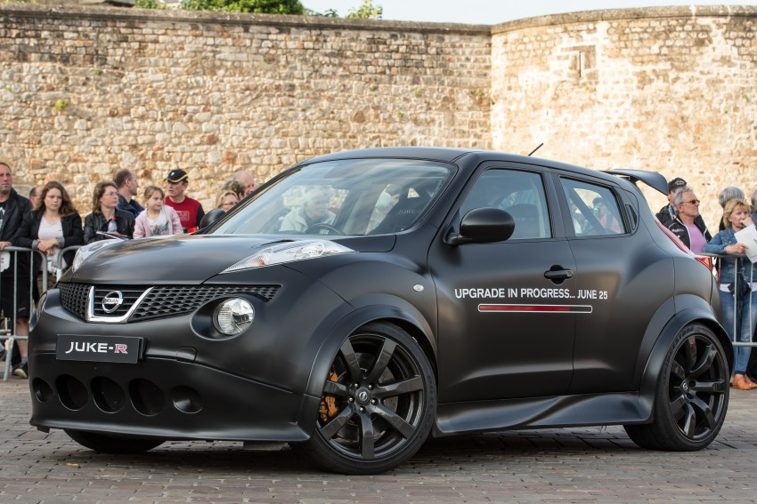 Nissan Juke-R 2.0 concept gets rebooted with 600 hp! Image #354340