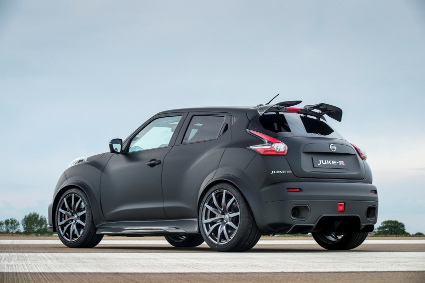 Nissan Juke-R 2.0 concept gets rebooted with 600 hp! Image #354342