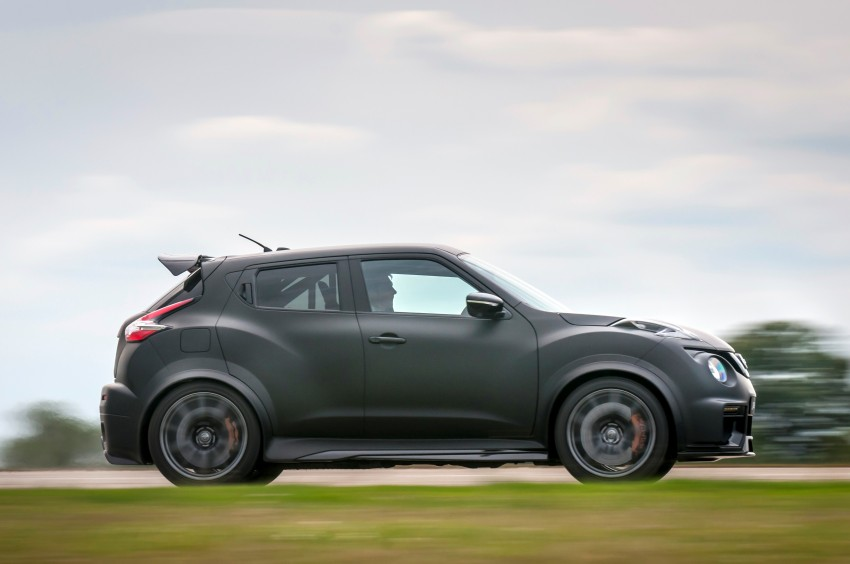 Nissan Juke-R 2.0 concept gets rebooted with 600 hp! Image #354349