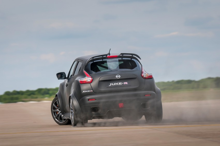 Nissan Juke-R 2.0 concept gets rebooted with 600 hp! Image #354351