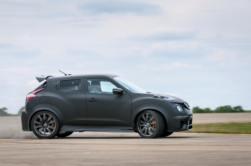 Nissan Juke-R 2.0 concept gets rebooted with 600 hp! Image #354360
