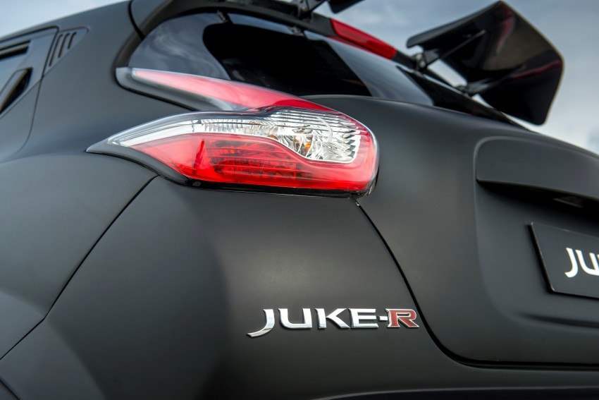 Nissan Juke-R 2.0 concept gets rebooted with 600 hp! Image #354361