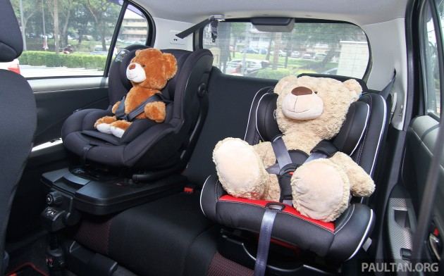 Costly child car seats a financial burden to M\'sians?