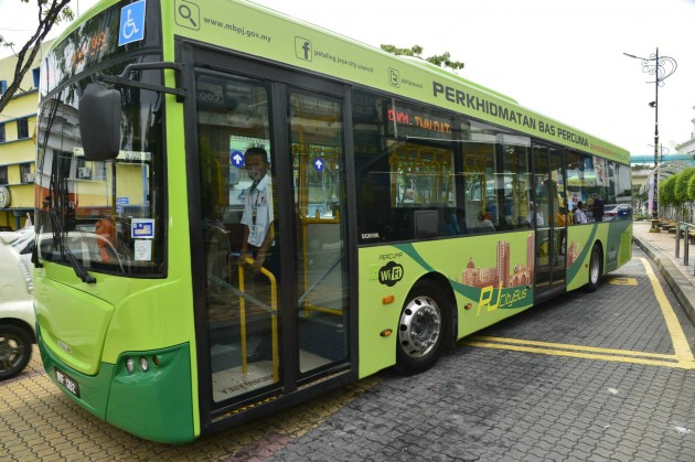 Free PJ bus to get two more ro...