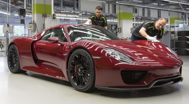 porsche-918-spyder-production-ends