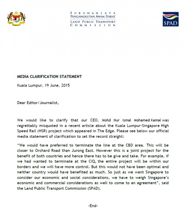 spad-says-ceo-misquoted-data