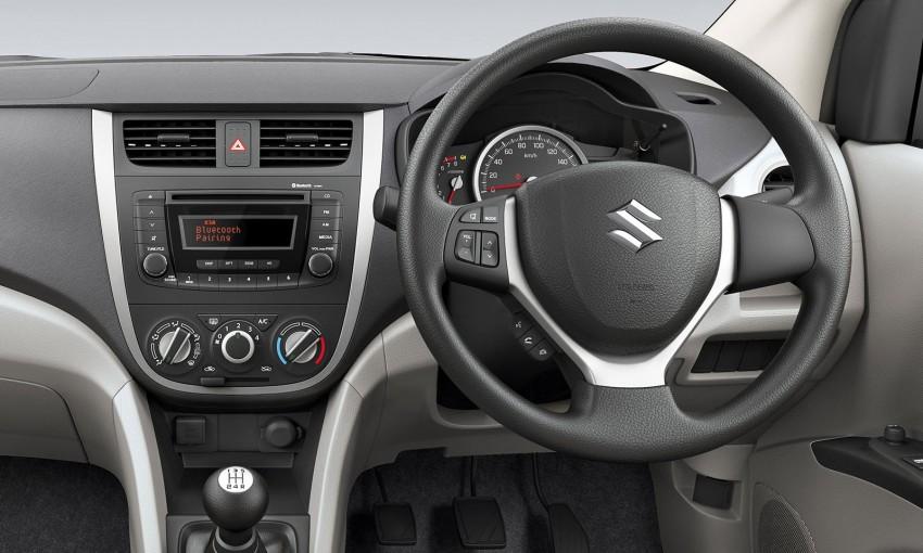 Suzuki Celerio Diesel – two-cyl 0.8 litre E08A debuts Image #347025
