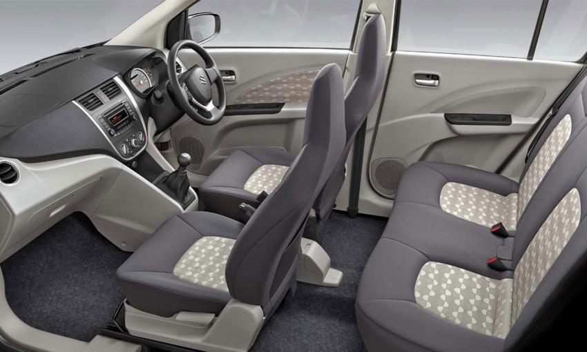 Suzuki Celerio Diesel – two-cyl 0.8 litre E08A debuts Image #347024