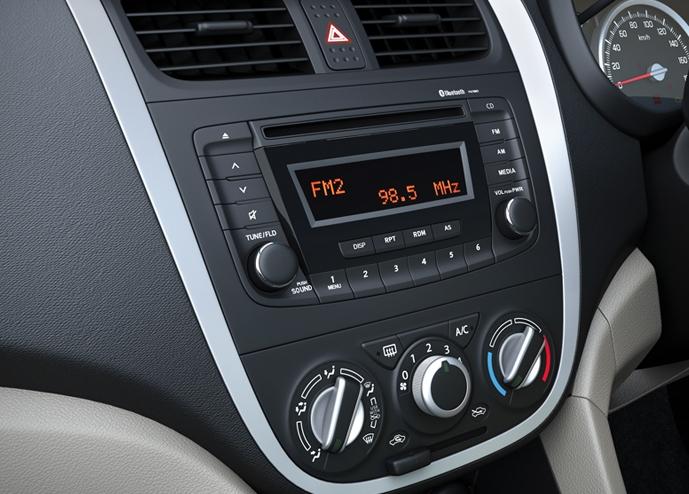 Suzuki Celerio Diesel – two-cyl 0.8 litre E08A debuts Image #347022