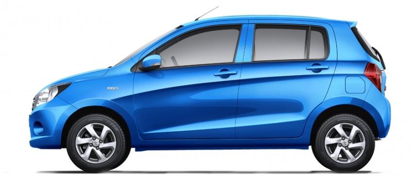 Suzuki Celerio Diesel – two-cyl 0.8 litre E08A debuts Image #347020