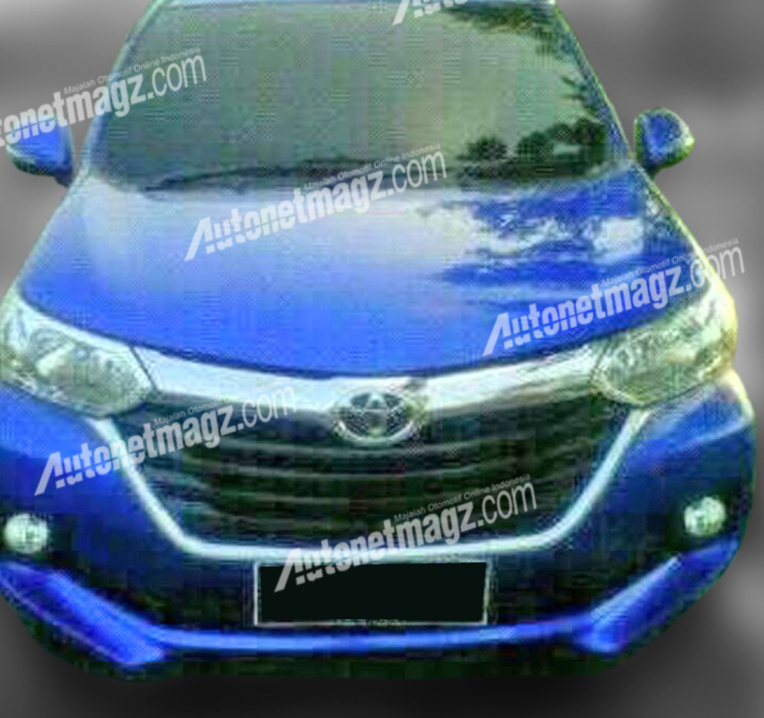 2015 Toyota Avanza facelift leaked: face look familiar? Image #346540