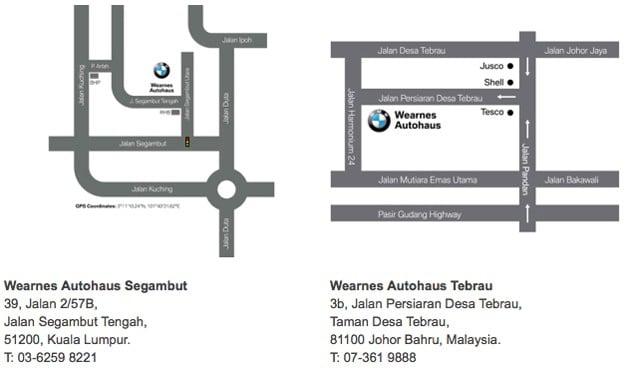 wearnes maps