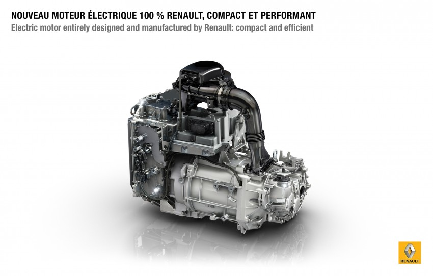 Renault Zoe's new electric motor to be built at Cléon Image #352174