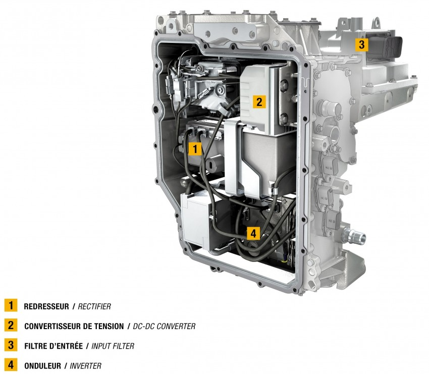 Renault Zoe's new electric motor to be built at Cléon Image #352175