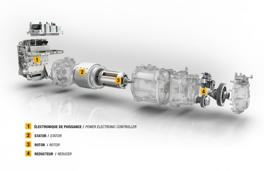 Renault Zoe's new electric motor to be built at Cléon Image #352176