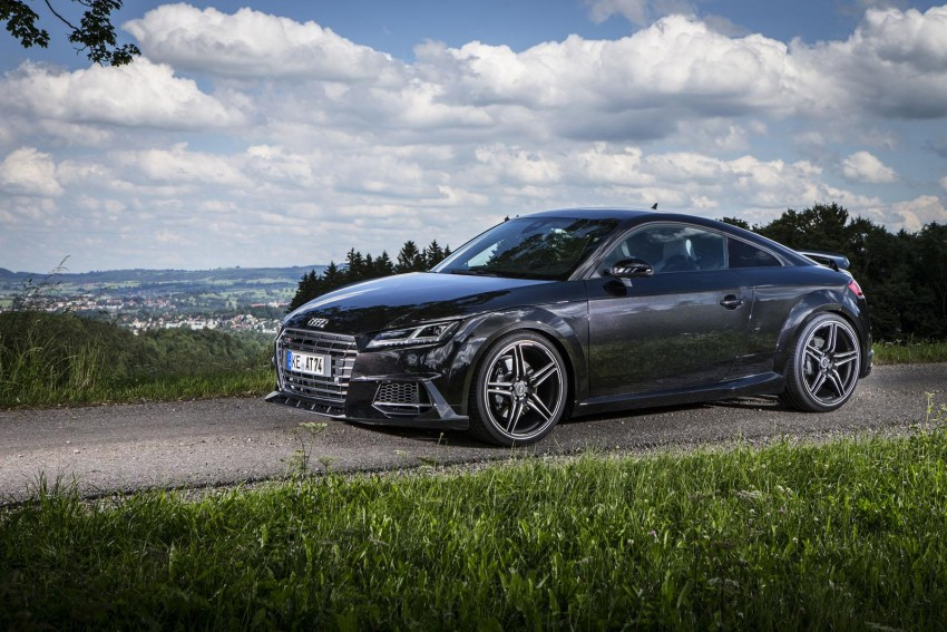 ABT Audi TTS gets 400 PS, 0-100 km/h in 4.3 seconds Image #358287