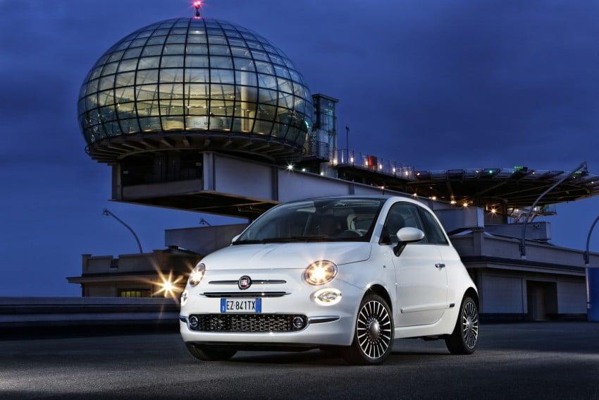 2016 Fiat 500 revealed: major updates for retro city car Image #356843