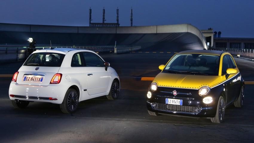 2016 Fiat 500 revealed: major updates for retro city car Image #356898