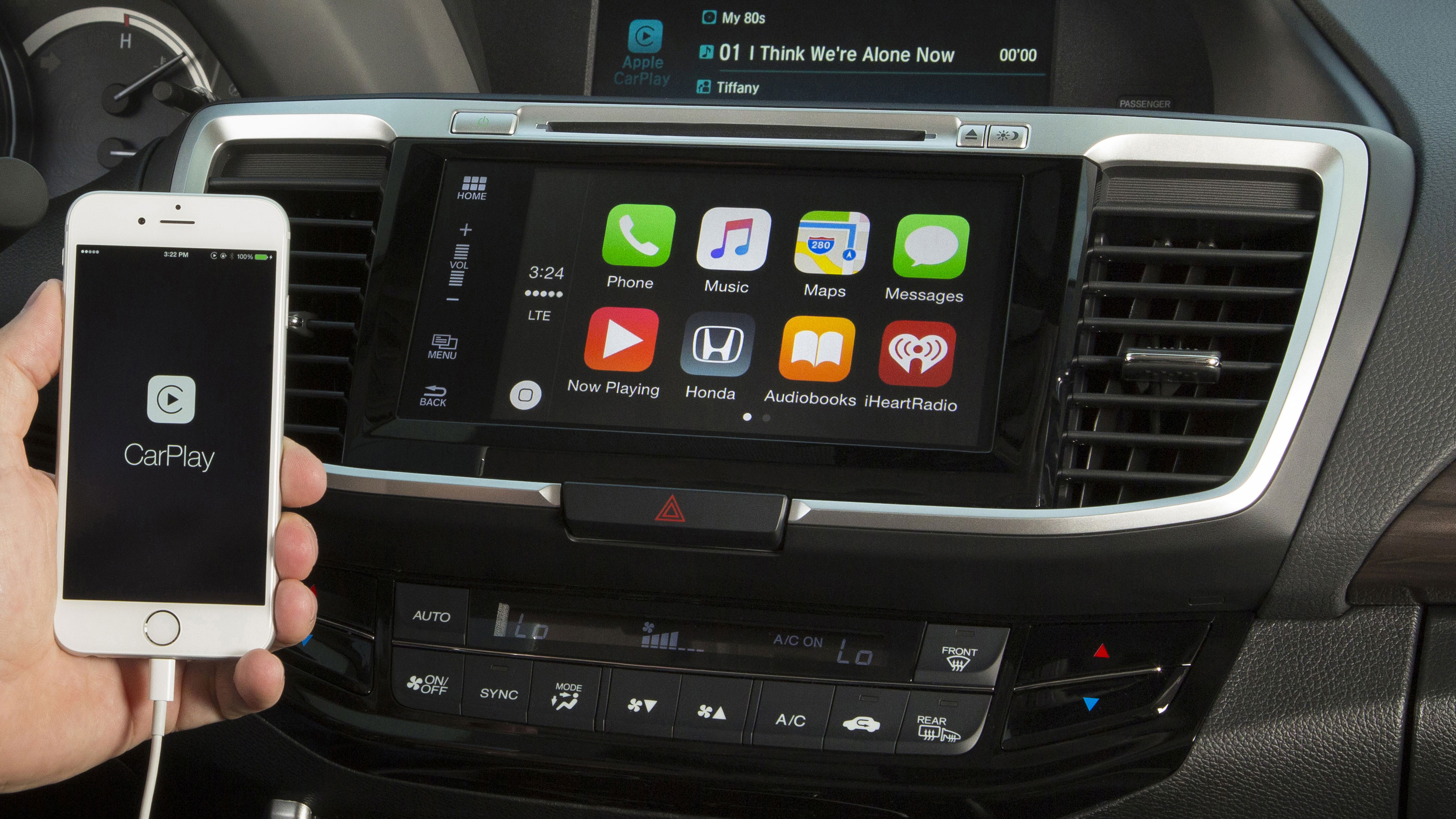2016 honda accord facelift unveiled first photos image for Honda apple play
